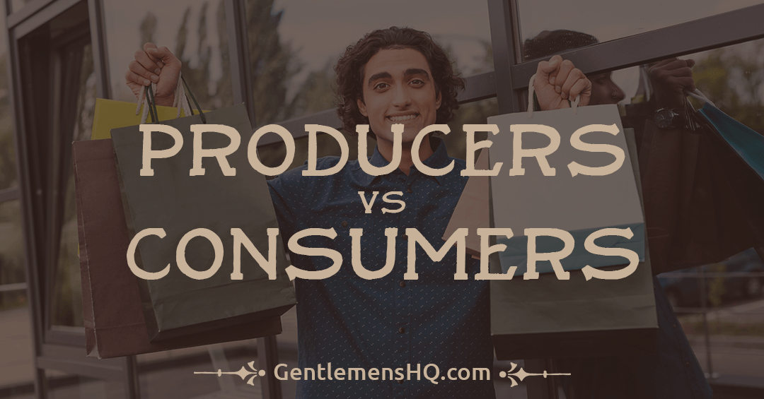 Producers vs Consumers